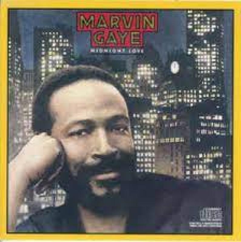 Marvin Gaye - midnight love (CD)