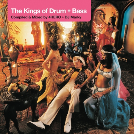 4Hero/DJ Marky - Kings of Drum + Bass (CD)