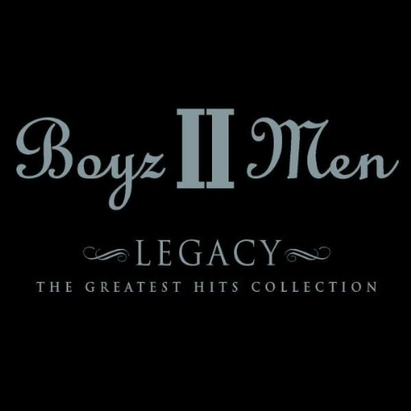 Boyz II Men - Legacy The Greatest Hits Collection (CD)