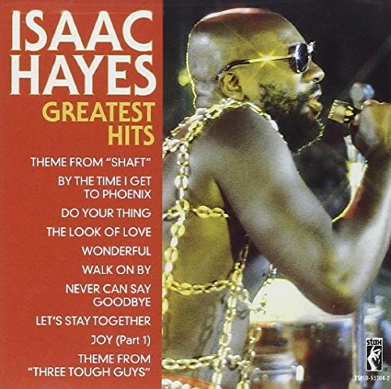 Isaac Hayes - Greatest Hits (CD IMPORTADO)
