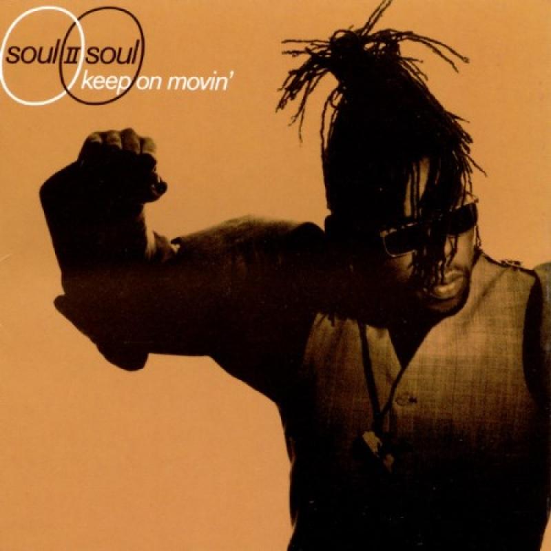Soul II Soul - Keep on moving (CD)