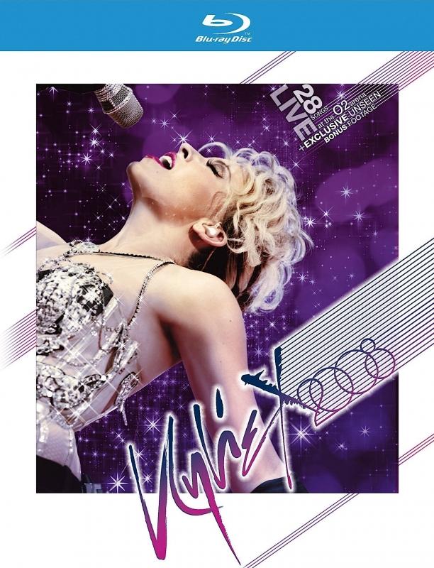 Kylie Minogue - Live - Kylie X 2008 (Blu-Ray) IMPORTADO