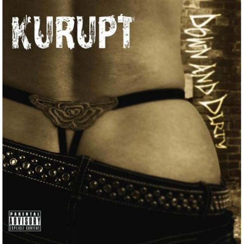Kurupt - Down And Dirty (CD)