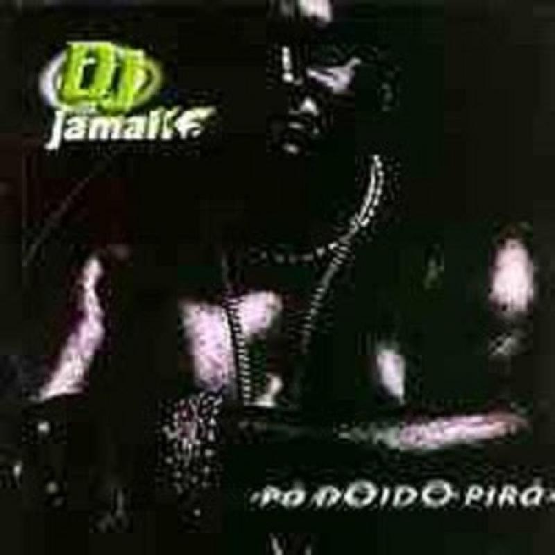 DJ Jamaika - Pá doido Pirá (CD)