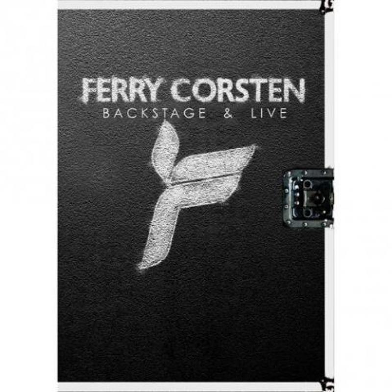 FERRY CORSTEN - BACKSTAGE & LIVE (DVD)