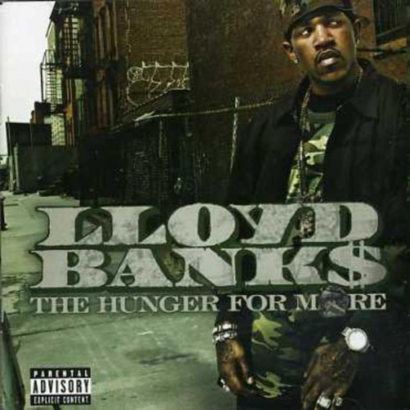 Lloyd Banks - The Hunger For More (CD)