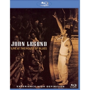John Legend: Live at the House of Blues (Blu-Ray)