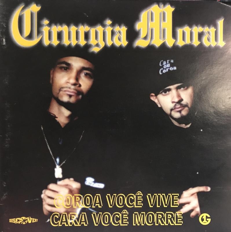 Cirurgia Moral - Coroa Você Vive, Cara Você Morre (CD)