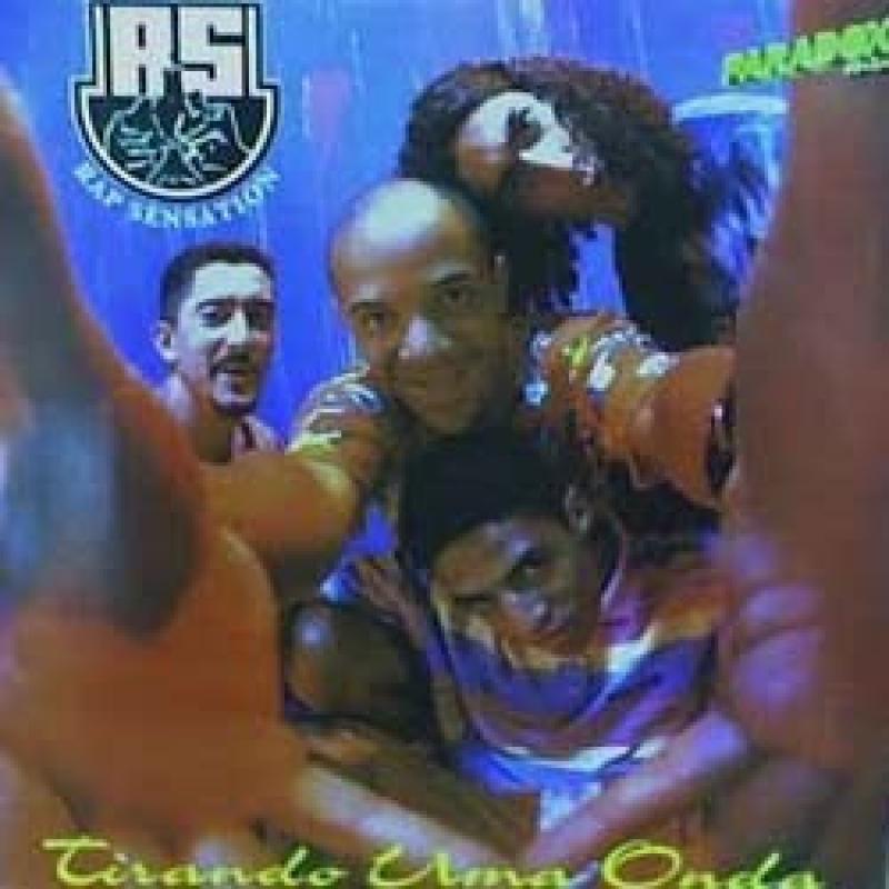 RAP SENSATION - TIRANDO UMA ONDA (CD)