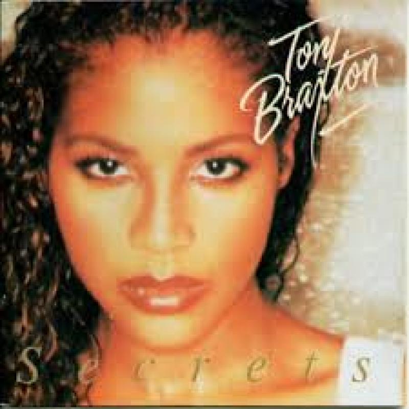 Toni Braxton - Secrets (CD) (730082602020)