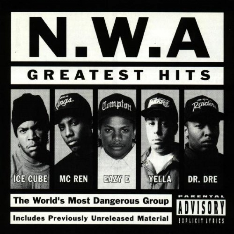 NWA - Greatest Hits IMPORTADO (CD)