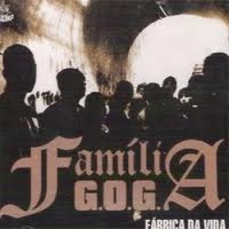 Familia GOG - Fabrica da vida (CD)