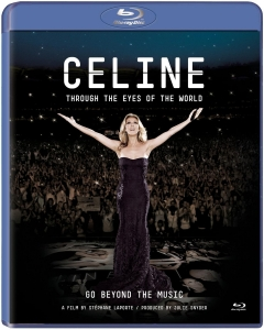 Celine Dion - Celine Through the Eyes of the World (BLU-RAY) LACRADO