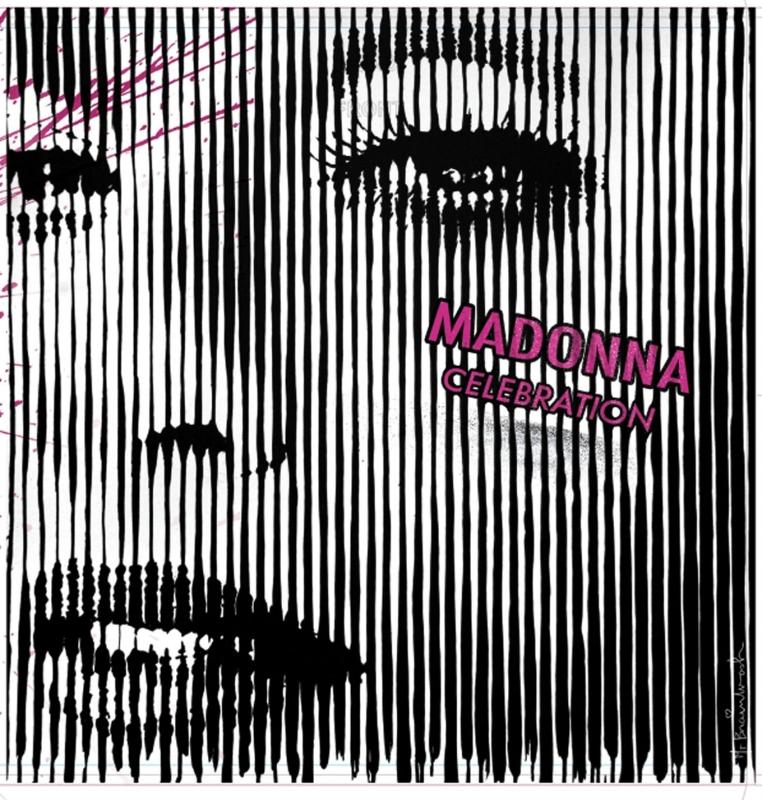LP Madonna - Celebration (VINYL DUPLO IMPORTADO LACRADO)