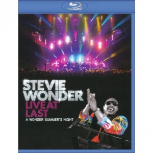 Stevie Wonder - Live at Last (Blu-Ray) IMPORTADO