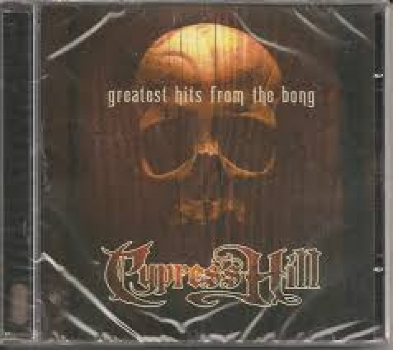 Cypress Hill - Greatest Hits  The Bong (CD)