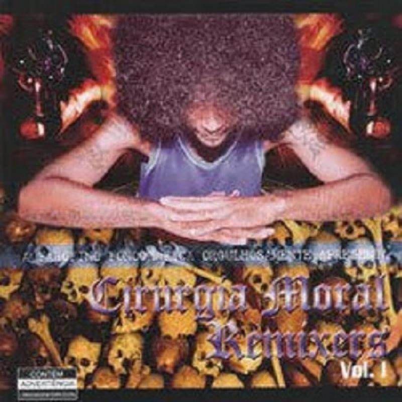 Cirurgia Moral - Remixers Vol.1 (CD)