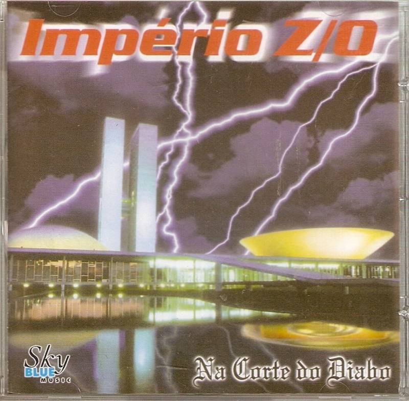 Imperio Z/O - Na Corte do Diabo (CD)