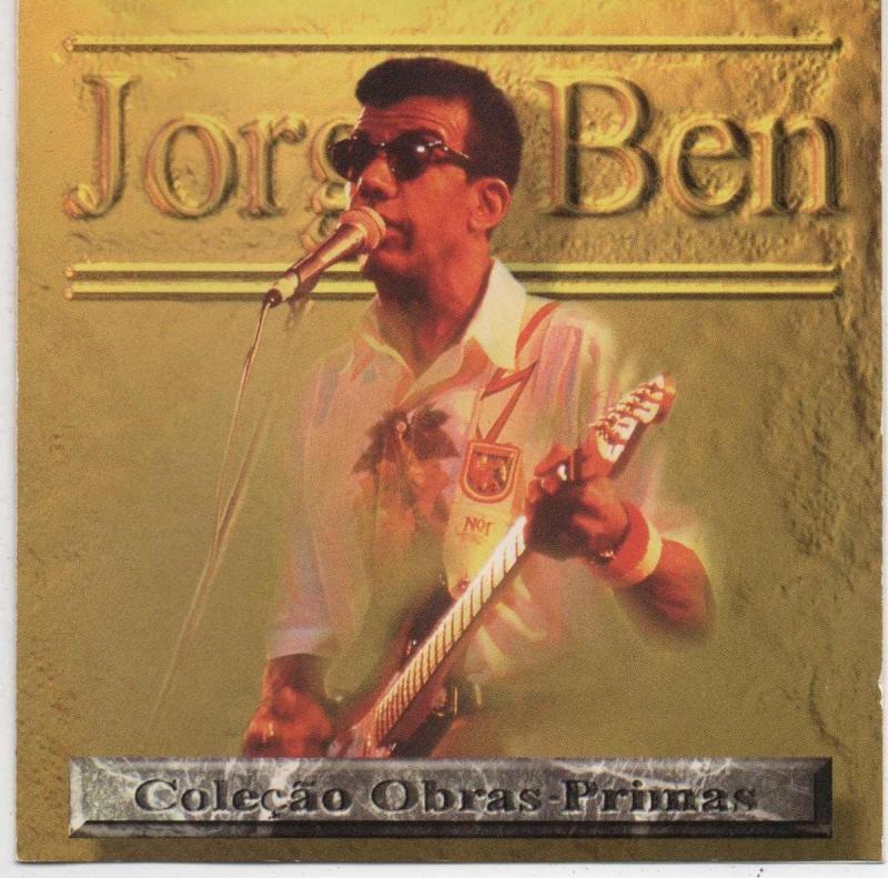 Jorge Ben - Coleção Obras Primas (CD)