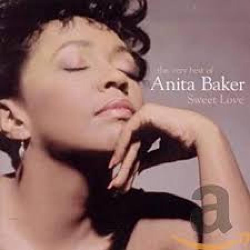 Anita Baker - Sweet Love The Very Best of Anita Baker (CD)