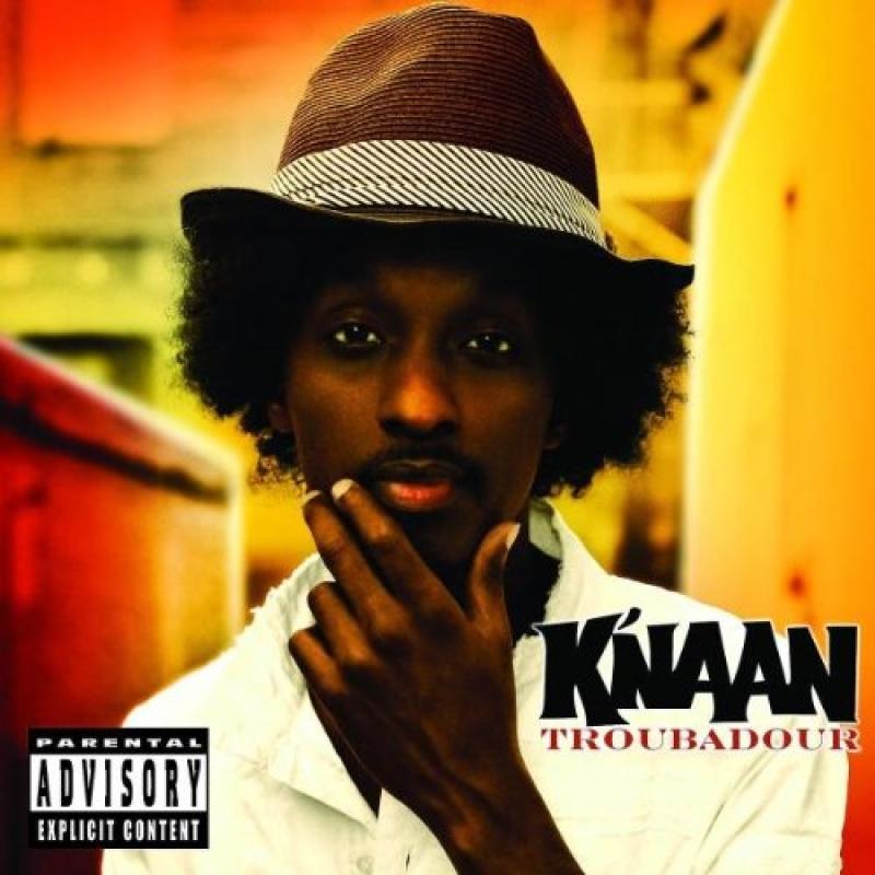 K Naan - Troubadour (CD)