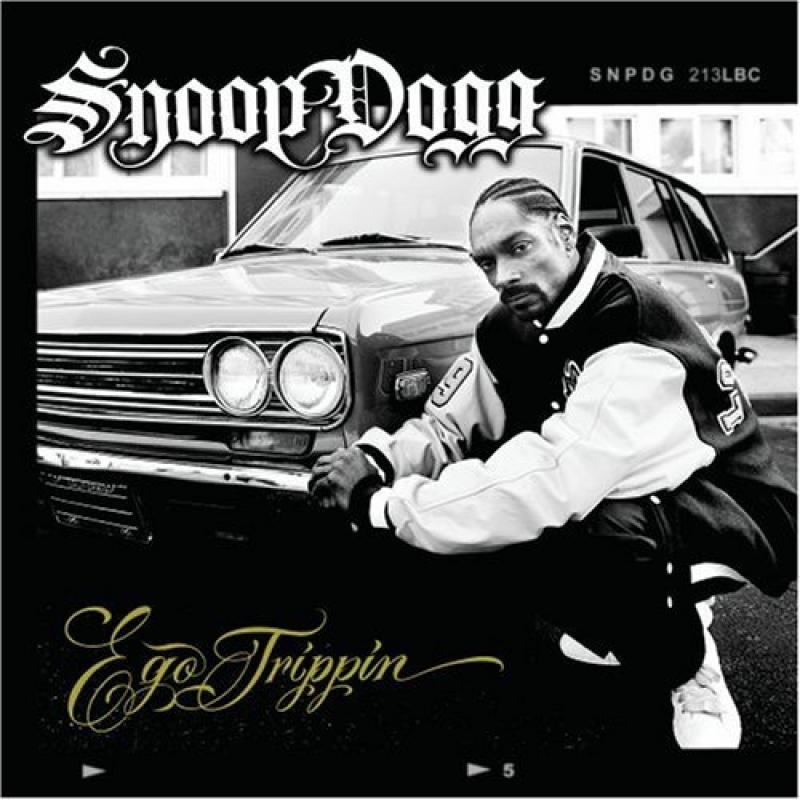 Snoop Dogg - Ego trippin (CD)