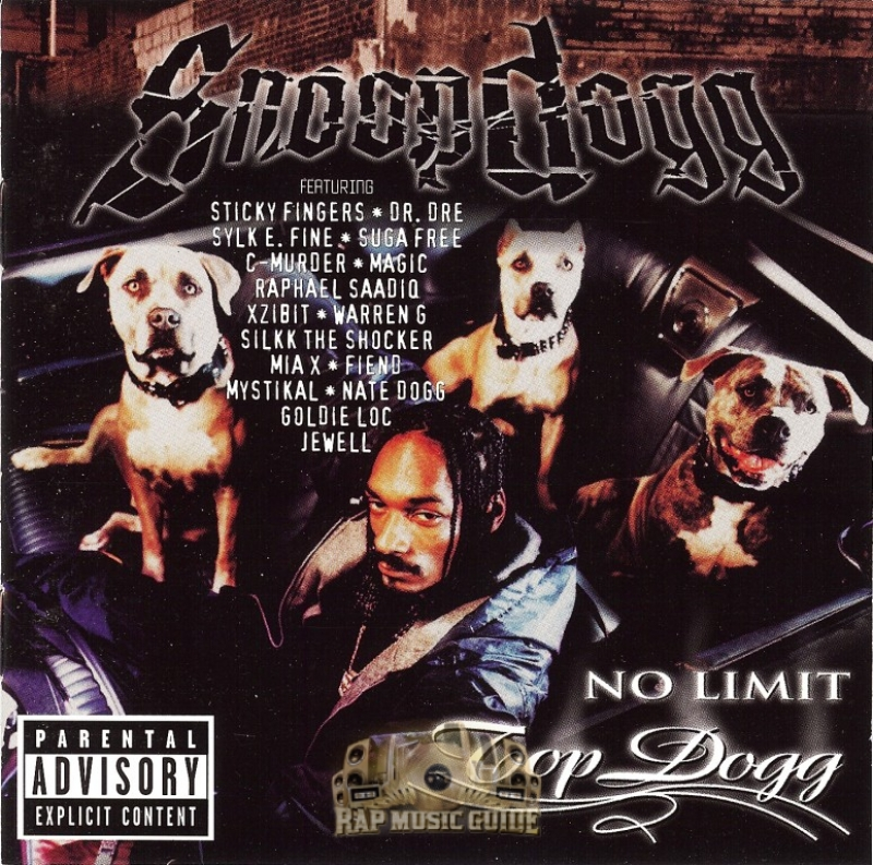 Snoop Dogg - No limit Top dogg (CD)