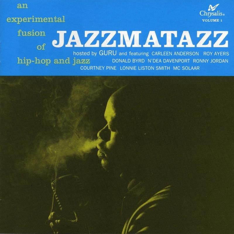 Guru s Jazzmatazz - Jazzmatazz, Vol. 1 (CD)