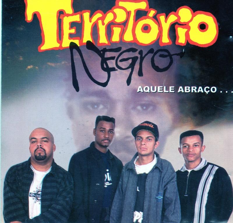 TERRITÓRIO NEGRO - AQUELE ABRAÇO (CD)