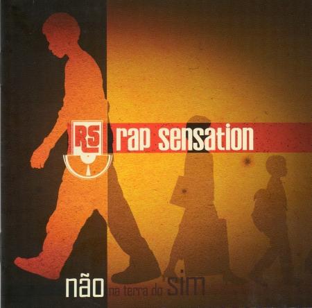 Rap Sensation - NAO Na Terra Do Sim (CD)