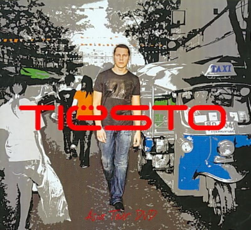 DJ Tiesto - Asia Tour (DVD)