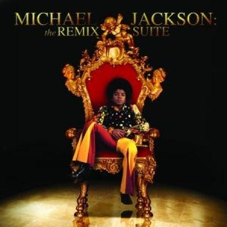 Michael Jackson - The Remix Suite IMPORTADO