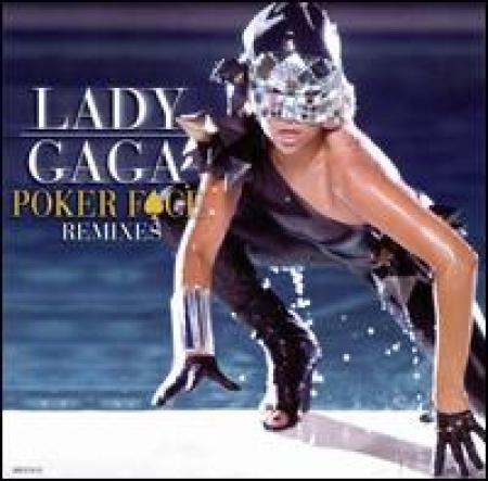 Lady GaGa - Poker Face 5 Remixes Cd Single IMPORTADO