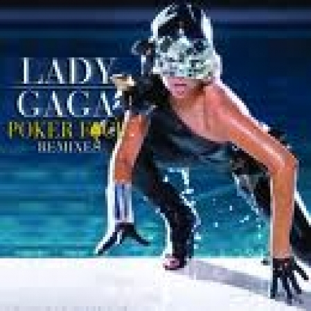 Lady Gaga - Poker Face CD Single 2X Importado
