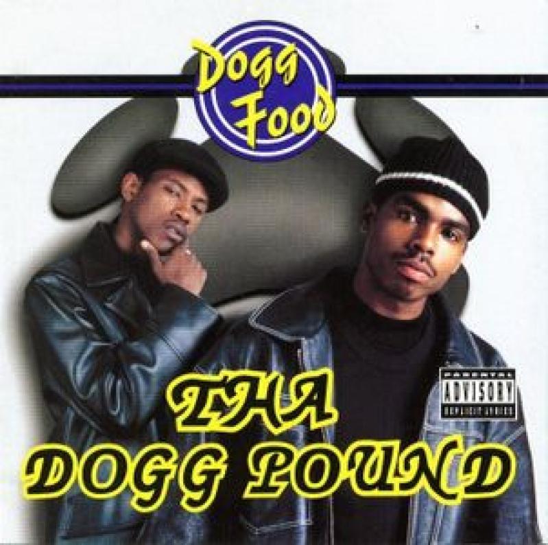 Tha Dogg Pound - Dogg food (CD)