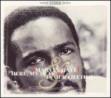 Marvin Gaye - Here, My Dear/In Our Lifetime 2cds Importado