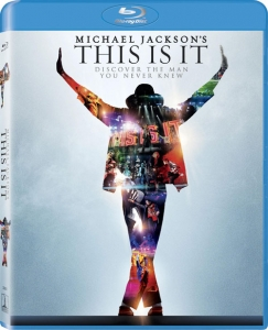 Michael Jacksons This Is It (Blu-ray)