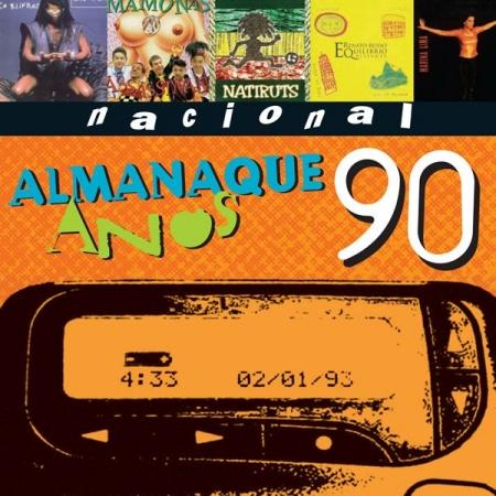 ALMANAQUE ANOS 90 - NACIONAL