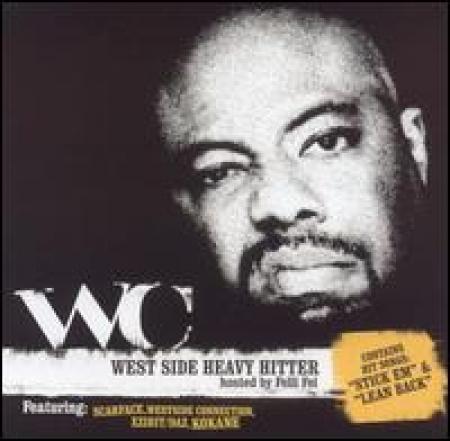 WC - West Side Heavy Hitter (CD)