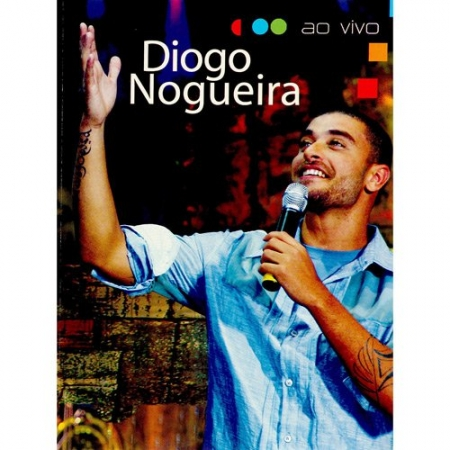 Diogo Nogueira - Ao Vivo ( DVD )