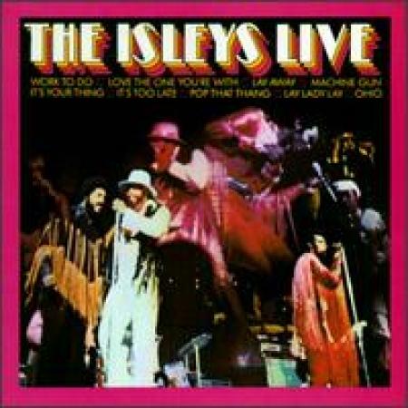 The Isley Brothers - Isleys Live