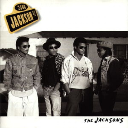 The Jacksons -  2300 Jackson Street (CD IMPORTADO LACRADO)