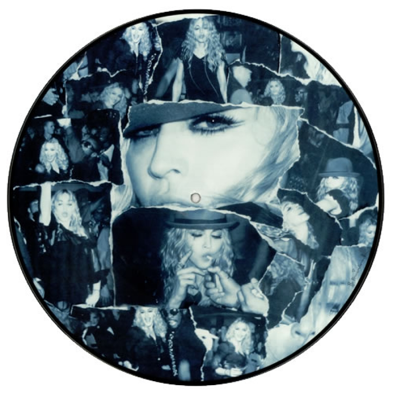 LP MADONNA - Celebration Single Picture Disc Vinyl LP (LACRADO)