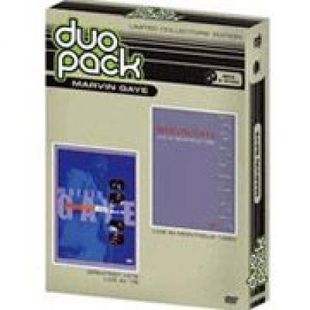 Marvin Gaye - Duplo DVD