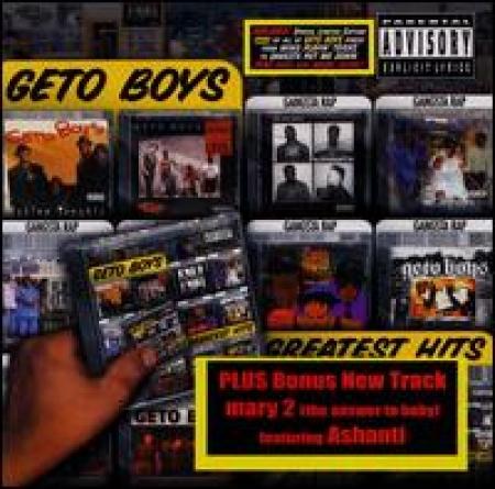 Geto Boys - Greatest Hits Bonus DVD IMPORTADO PRODUTO INDISPONIVEL