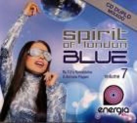 Spirit Of London - Blue 7