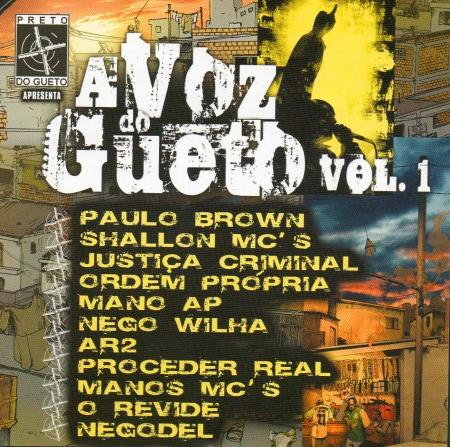 A Voz Do Gueto - Volume 1