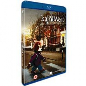 Kanye West - Late Orchestration BLU RAY