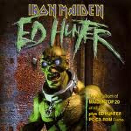 IRON MAIDEN - ED HUNTER 3 CDS (LACRADO)