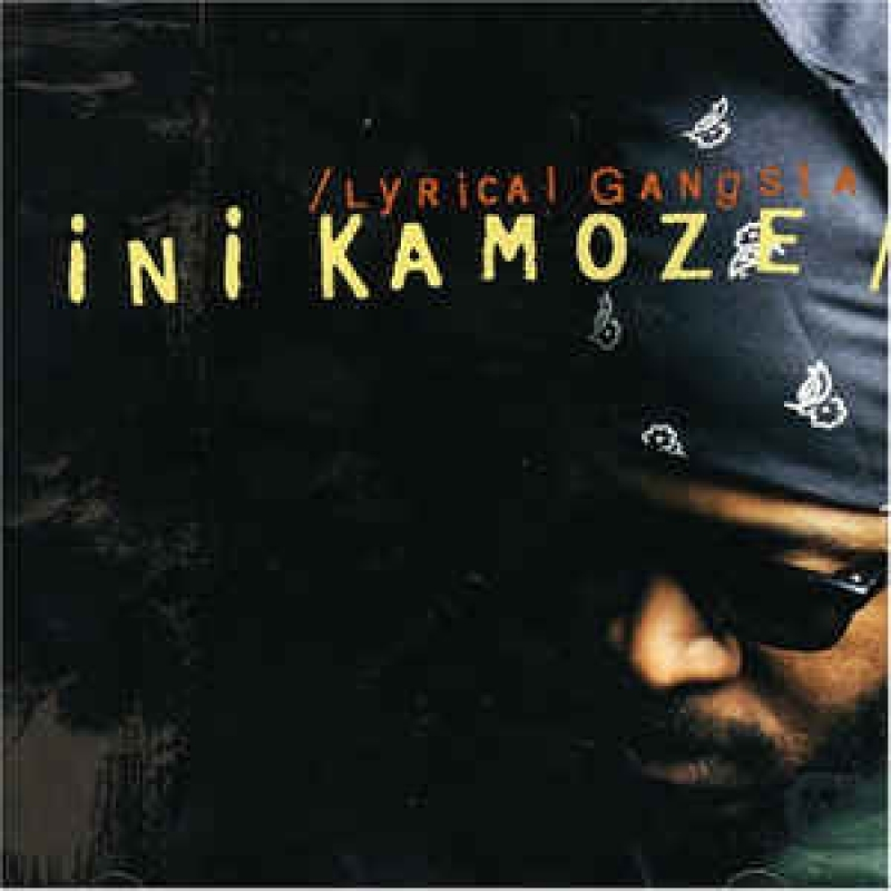 Ini Kamoze - Lyrical Gangsta (CD)